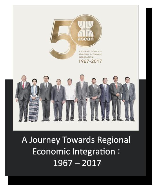 A Journey Towards Regional Economic Integration : 1967 – 2017