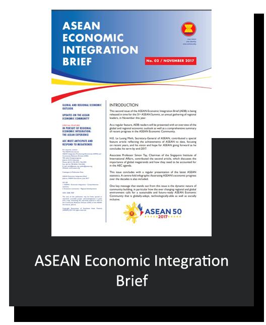 ASEAN Economic Integration Brief