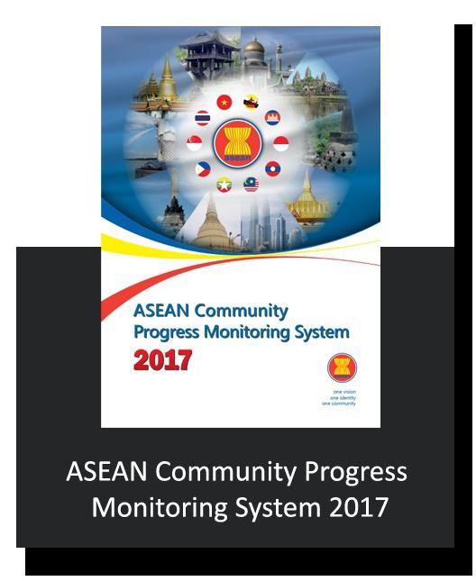 ASEAN Community Progress Monitoring System 2017