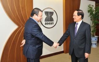 LOC AMS Algeria to ASEAN