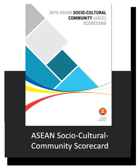 ASEAN Socio-Cultural-Community Scorecard